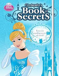 image disney princess cinderella u0027s book secrets jpg disney