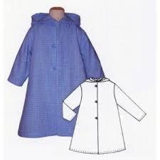 robe de chambre enfants patrons fregoli n 348 robe de chambre à capuche 6 48 mois