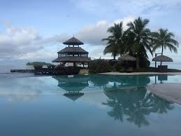 overwater bungalow escape in the philippines pearl farm beach