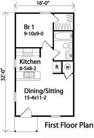 Compact Floor Plans Compact Cottage House Plan Hunters