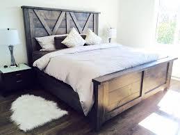best 25 farmhouse bed ideas on pinterest woodworking plan