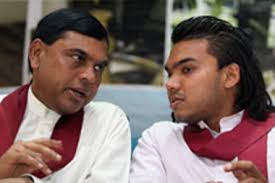 Namal Rajapaksa Basil Namal Next In Line Tamilac 24 Hours Tamil News Service