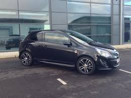 vauxhall corsa black rebel u0027s corsa d black edition 1 4 turbo page 2