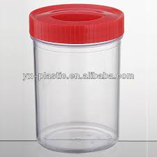 clear plastic kitchen canisters kitchen clear square plastic food storage canisters set buy