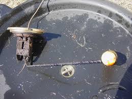 diy fuel tank restoration