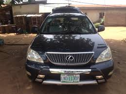 lexus rx330 nairaland sold clean registered 2005 lexus rx330 for sale now 2 5