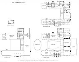 Beach Homes Plans Fun Georgian Mansion Floor Plans 15 Palm Beach Mansion Floor Plan