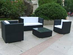 Rattan Wicker Patio Furniture Rattan Outdoor Sofa Furniture Centerfieldbar Com