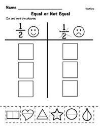 fractions u2013 halves u2013 coloring 1 2 u2013 one worksheet printable