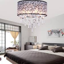 chandelier bedroom lightinthebox elegant transparent crystal chandelier with 4 lights