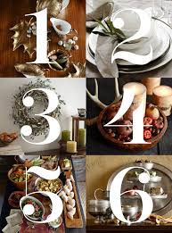pottery barn kids thanksgiving easy holiday entertaining tips from camille styles
