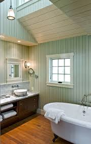 painted paneling for a traditional kitchen with a hickory and