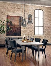 four hands charcoal and iron dining table isd 0183