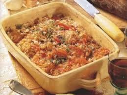 cuisiner haricots blancs gratin de haricots blancs à la tomate recettes de cuisine française
