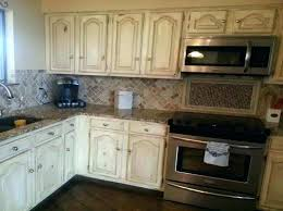 how to distress kitchen cabinets with chalk paint breathtaking antiquing kitchen cabinets how to distress kitchen