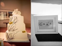 yellow scrabble inspired wedding inspired by this