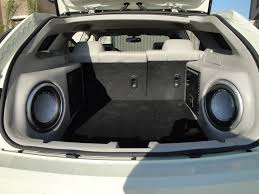Dodge Journey Custom - 7 best cool subwoofer boxes images on pinterest car stuff