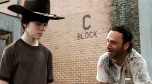 Carl Walking Dead Meme - walking dead carl blank template imgflip