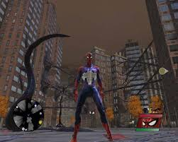 angry spider man black suit spider man