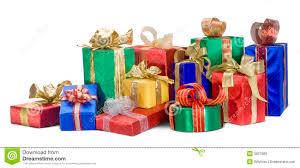 christmas presents stock photo image of gift holiday 3827888