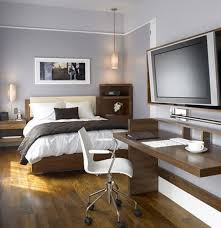 Bedroom Office Design Masculine Bedroom Decorating Ideas Home Design And Interior