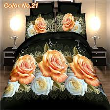 Tiger Comforter Set Reactive Printing Wolf Lion Tiger Leopard Peacock 3d Animals