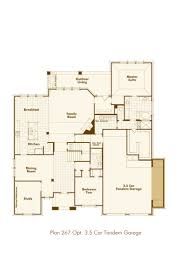 new home plan 267 in prosper tx 75078