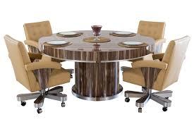 dining room poker table cleopatra round poker table pharaoh usa
