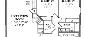 Finished Walkout Basement Floor Plans Basement Floor Plans Walkout Basement Basement Ideas House