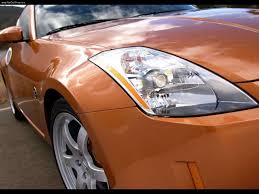 orange nissan 350z nissan 350z 2003 pictures information u0026 specs