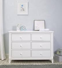 White Desk With Drawers On Both Sides by Sorelle Berkley 4 In 1 Convertible Crib And Changer White