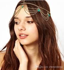 bohemian hair accessories new hair accessories charm bohemian boho hair crown cuff