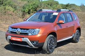 duster renault 2016 renault duster petrol automatic to be priced at inr 10 3 lakhs