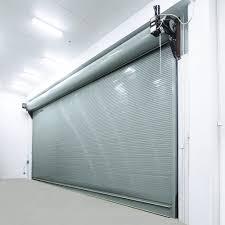 Overhead Door Safety Edge Rolling Service Door 800c