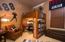 kids bunk beds with desk image of painted bunk beds with storage