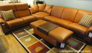 stressless sectionals design your own look