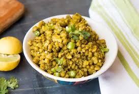 mag cuisine whole green moong dal sabzi recipe vagharela mag by archana s