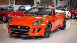 jaguar j type 2014 jaguar f type v8 s jay leno u0027s garage youtube