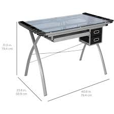 Martin Drafting Table Drawing Desk Diy Priory Deluxe Board Size Of Living Photo
