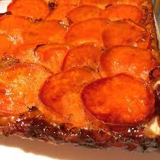 patate douce cuisine tarte tatin à la patate douce cuisine de mémé moniqcuisine de