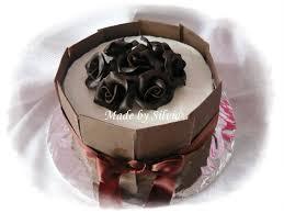 tort cu trandafiri din ciocolata 1 torturi bucuresti