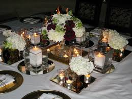 centerpieces for party tables 50th anniversary party ideas on a budget birthday party table