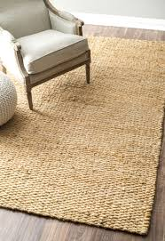 Herringbone Jute Rug Flooring Jute Rugs With Classic Home Natural Fiber Braided Border