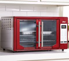 Oster Extra Large Toaster Oven Oster Xl Digital Convection Oven With French Doors Page 1 U2014 Qvc Com
