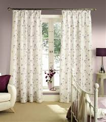 Bedroom Curtain Designs Curtains For Bedroom Windows With Designs Pcgamersblog