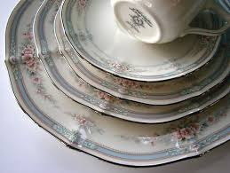 noritake rothschild 50 set service for eight