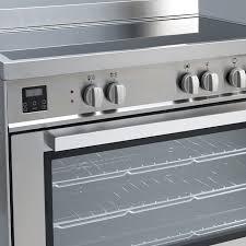 Euro Cooktops Euro Es900eetsx 90cm Freestanding Electric Oven Stove