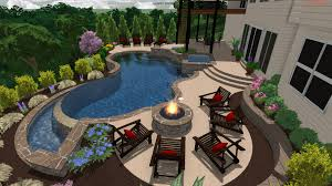 baker pool construction swimming pool design of the month