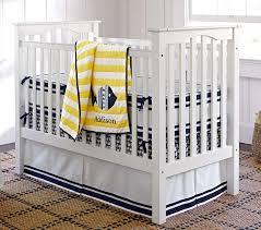 Fishing Crib Bedding Oceanside Fish Nursery Bedding Set Crib Fitted Sheet Toddler