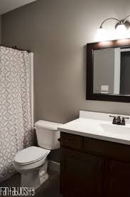 brown and white bathroom ideas best 25 bathroom paint ideas on guest bathroom